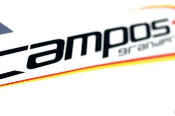 Campos meldt zich aan voor seizoen 2010