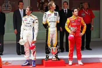 Di Grassi blij met eerste podium van 2009