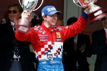 Turvey wint eerste WSR-race in Monte Carlo