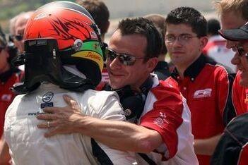 Iaconelli finisht als tweede in eerste race Valencia