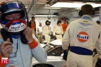 Verstappen eindigt als dertiende op Le Mans