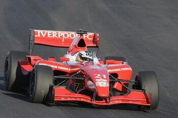 Vallés blijft nog een jaar voor Liverpool racen