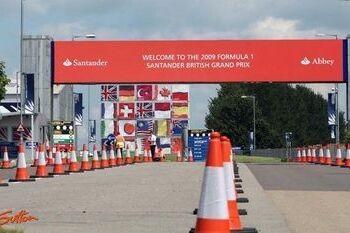 BRDC maakt zich zorgen over toekomst Britse GP