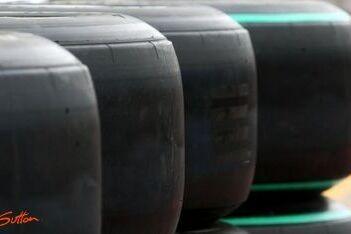 Bridgestone gebruikt weer opeenvolgende compounds