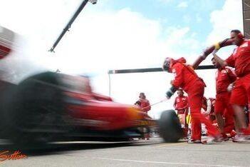 Ferrari neemt afscheid van hoofd aërodynamica