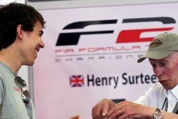 Wickens betuigt respect aan Surtees