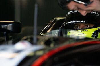 Van der Zande terug in Formule 3 Euroseries