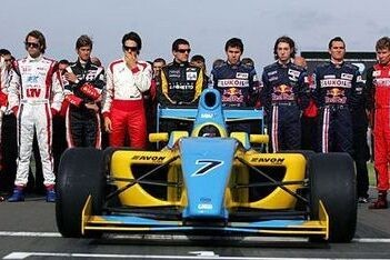 Formule 2 neemt afscheid van Henry Surtees