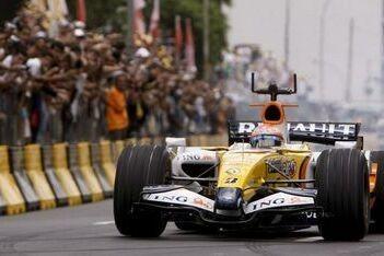 Renault voor F1-demonstratie naar Sotsji