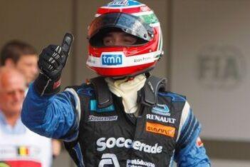 Parente schenkt Ocean Racing eerste zege op Spa