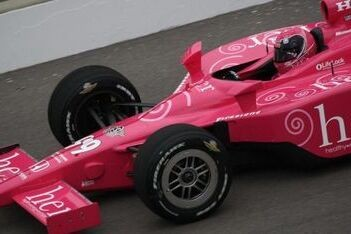 Lloyd rijdt voor Newman/Haas op Homestead