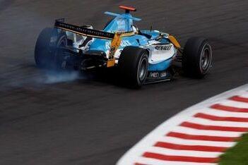 Durango mist weekend Monza door blessure Coletti