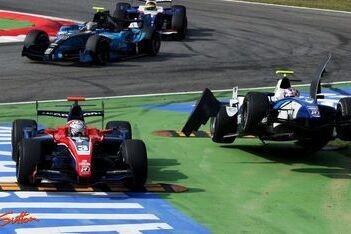 Van der Garde eindigt weekend Monza met punt