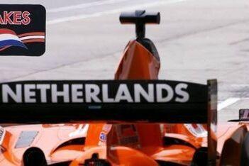 Inboedel A1 Team Nederland ter veiling aangeboden