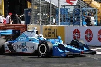 Barrett terug bij Team 3G voor Indy Japan 300