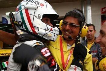 Tarquini op pole-position in Imola