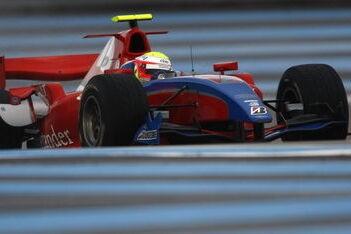 Senna krijgt gezelschap van drie andere rijders