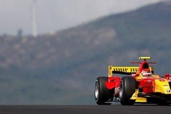 Clos test voor Arden en Racing Engineering in Jerez