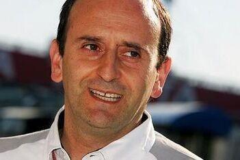 Ferrari strikt motorspecialist Luca Marmorini