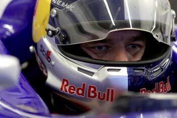 """Loeb: """"Test in GP2-bolide was gewoon voor de lol"""""""