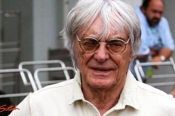 Ecclestone gelooft niet meer in race op Donington