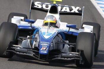 Arden met Gonzalez en Pic in GP2 Asia Series