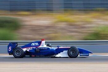 Kral maakt GP2-debuut voor Super Nova