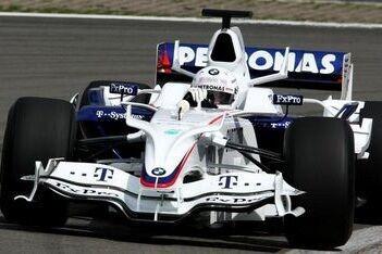 BMW rijdt laatste Formule 1-race in Abu Dhabi