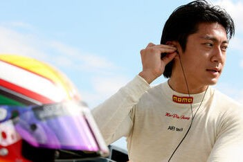 Tung namens China naar Race of Champions