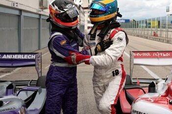 Bourdais pakt pole-position voor seizoensfinale