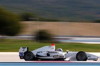 Herck snelste op eerste testdag Paul Ricard