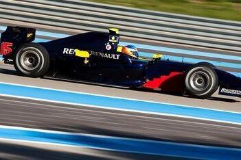 Jakes ook snelste op laatste testdag 2009