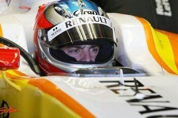 Baguette geniet van eerste Formule 1-test