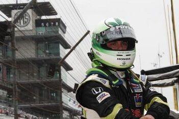 Viso in actie voor Dreyer & Reinbold Racing