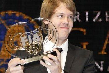 """Vettel: """"Trots op tweede plaats in het kampioenschap"""""""