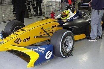 Waldschmidt maakt kennis met Formule Nippon