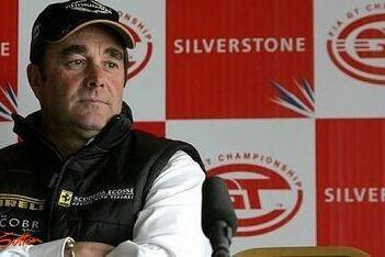 Nigel Mansell wil 24 uur van Le Mans rijden