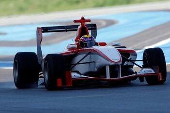 Melker eerste Nederlander in GP3-klasse
