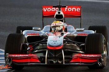 Teams beginnen aan tweede test in Jerez