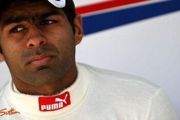 Chandhok ontkent contract met Stefan Grand Prix