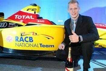 Formule 2 bevestigt deelname Benjamin Bailly