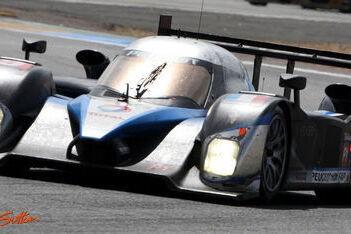 Peugeot strikt Davidson voor 24 uur van Le Mans