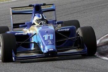 Jack Clarke rijdt ook dit jaar in Formule 2