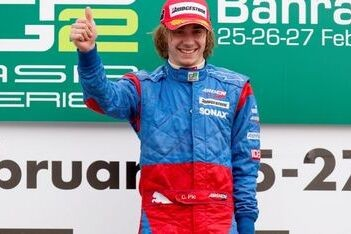 Pic pakt overwinning in sprintrace Bahrein