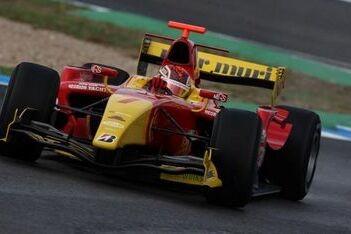 Racing Engineering bevestigt Clos en Vietoris