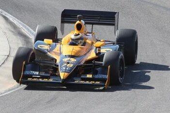 De Silvestro maakt debuut in IndyCar Series