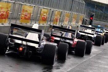 Lariche verzekerd van stoeltje in Formule 2