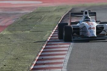 Hancock aast op terugkeer in Formule 2