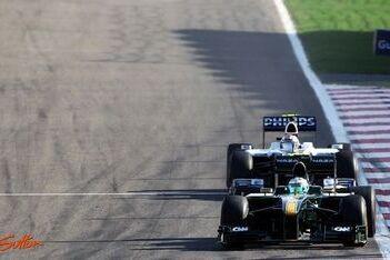 Gascoyne trots op eerste Formule 1-race Lotus