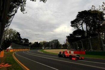 Glock en Di Grassi starten race vanuit pitstraat